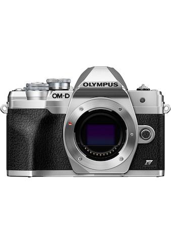 Olympus Systemkamera-Body »E-M10 Mark IV«, 20,3 MP, Bluetooth-WLAN (WiFi), +BLS-50,... kaufen