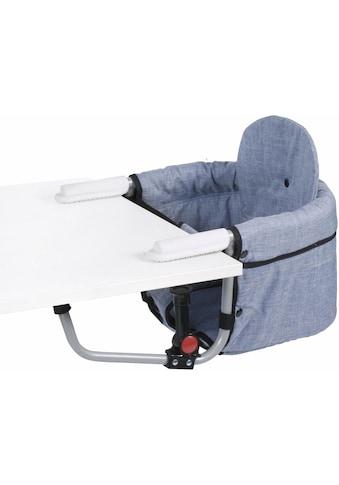 CHIC4BABY Tischsitz »Relax, hellblau« kaufen