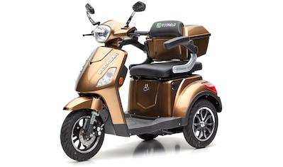 ECONELO Elektromobil »JL1000«, 1000 W, 25 km/h, (mit Topcase) kaufen