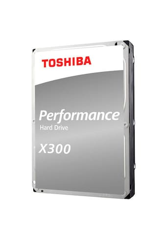 Toshiba »X300 Performance 14TB Kit« HDD - Festplatte 3,5 '' kaufen