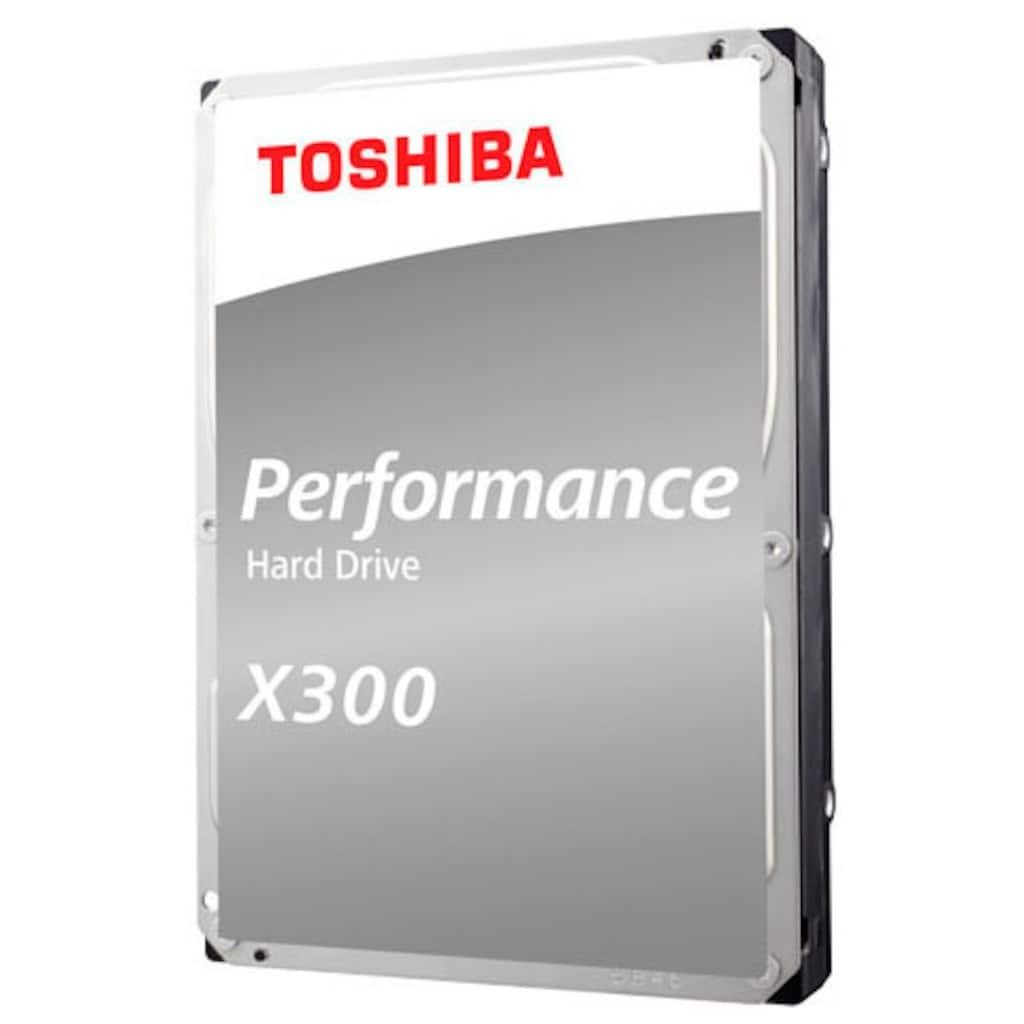"Toshiba HDD-Festplatte »X300 Performance 14TB Kit«, 3,5 "", Bulk"