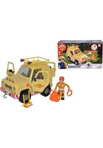 """SIMBA Spielzeug - Auto """"Feuerwehrmann Sam, 4x4 Geländewagen"""" kaufen"""