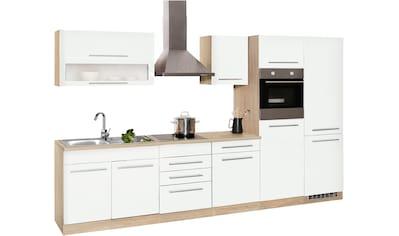 Küchenzeile Mit Elektrogeräten Online Kaufen Quellede