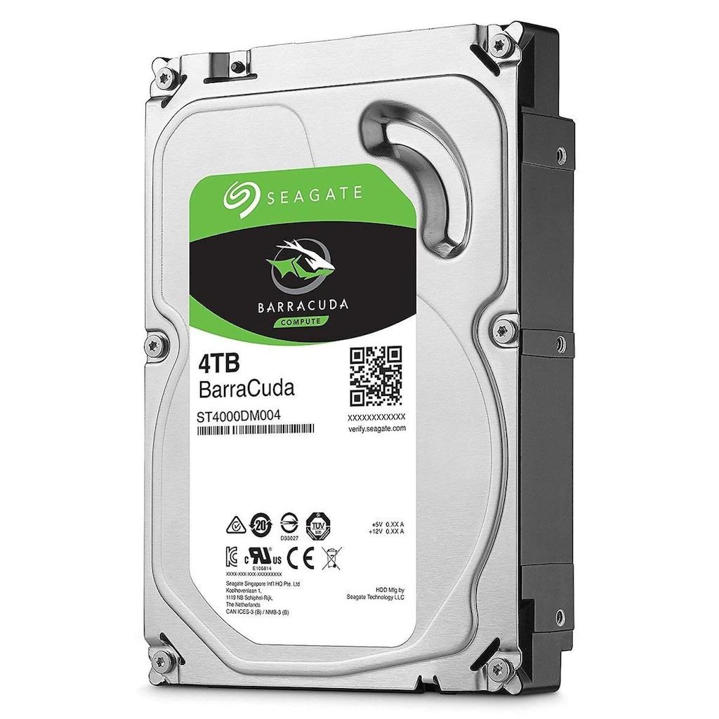 "Seagate HDD-Festplatte »BarraCuda 4 TB, SATA«, 3,5 """