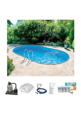 Clear Pool Ovalpool kaufen