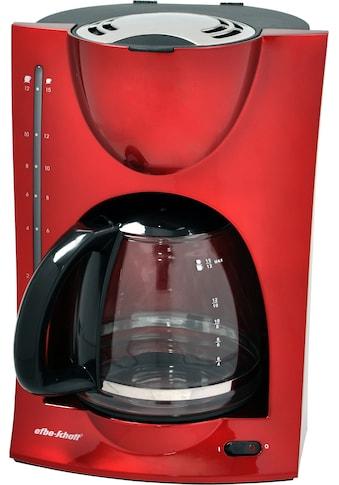 Efbe-Schott Filterkaffeemaschine »SC KA 1050 R«, 1x4 kaufen