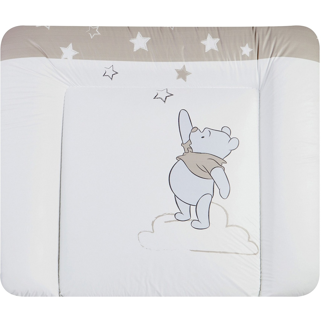 Julius Zöllner Wickelauflage »Softy - Pooh mein Stern«, (1 tlg.), Made in Germany