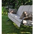 Angerer Freizeitmöbel Hollywoodschaukel »Comfort Style«, inkl. Auflagen und Zierkissen