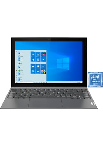 Lenovo IdeaPad Duet 3 10IGL5 Convertible Notebook (26,16 cm / 10,3 Zoll, Intel,Celeron) kaufen