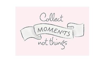 KOMAR XXL Poster »Collect Moments« kaufen