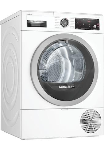 BOSCH Wärmepumpentrockner »WTX87M40« kaufen