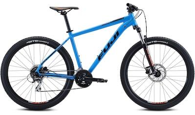 FUJI Bikes Mountainbike »Fuji Nevada 1.7 2021«, 24 Gang, Shimano, Acera Schaltwerk, Kettenschaltung kaufen