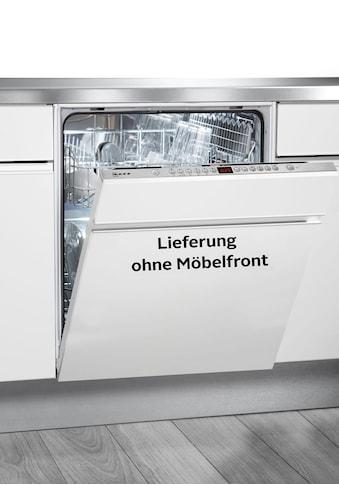 NEFF vollintegrierbarer Geschirrspüler GV3600G, 9,5 Liter kaufen