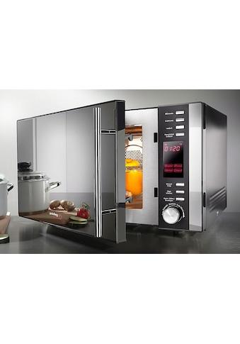 Privileg Mikrowelle »285902«, Grill und Heißluft, 900 W, 3-in-1 Gerät kaufen