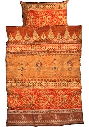 CASATEX Bettwäsche »Indi«, moderne Ornamente kaufen