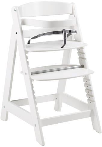 """roba® Hochstuhl """"Treppenhochstuhl Sit Up Click, weiß"""" kaufen"""