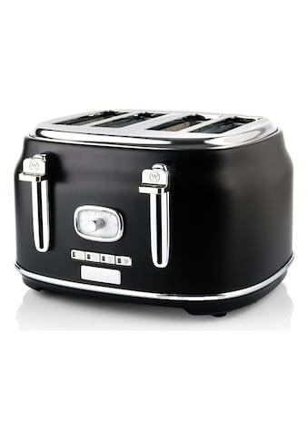 Westinghouse Toaster »WKTT809BK«, 4 kurze Schlitze, 1750 W kaufen