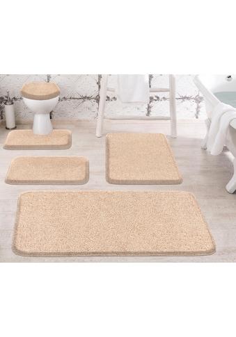 Badematte »Melange«, Grund, Höhe 27 mm, rutschhemmend beschichtet kaufen