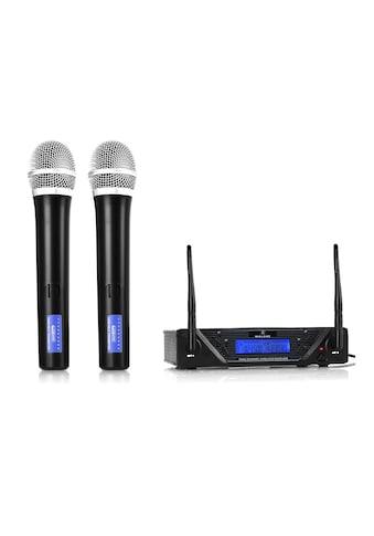 Malone 2 Kanal UHF Funkmikrofon Set »UHF 450 Duo1« kaufen