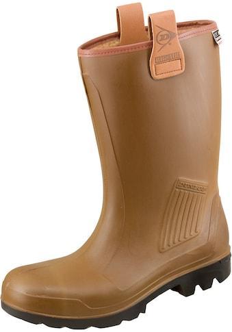 Dunlop_Workwear Gummistiefel »Rig Air«, Sicherheitsklasse S5 kaufen