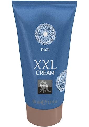 Shiatsu Intimcreme, XXL Cream kaufen