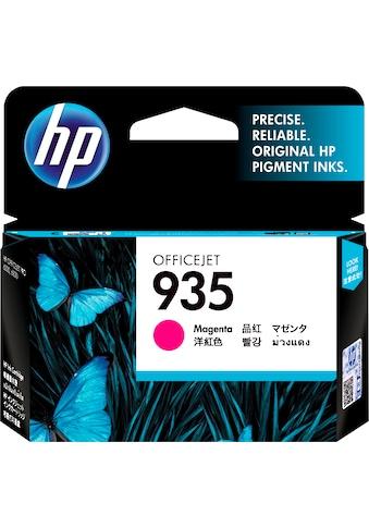 HP Tintenpatrone »hp 935 Original Magenta«, (1 St.) kaufen