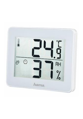 "Hama Thermo - /Hygrometer ""TH - 130"", Weiß »Thermometer« kaufen"