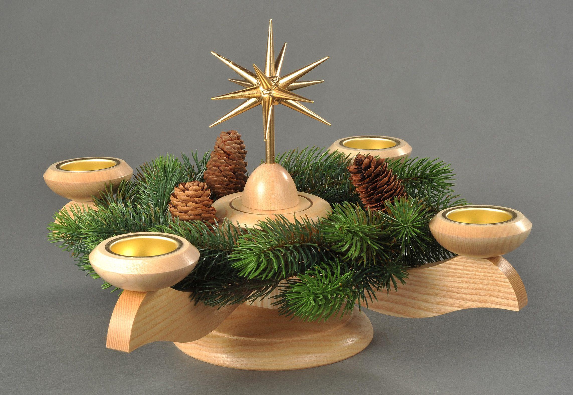 Weihnachten Natur Ahorn Christbaumschmuck Online Kaufen Mobel