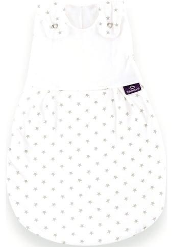 Träumeland Babyschlafsack »Außenschlafsack Sternchen grau«, (1 tlg.) kaufen