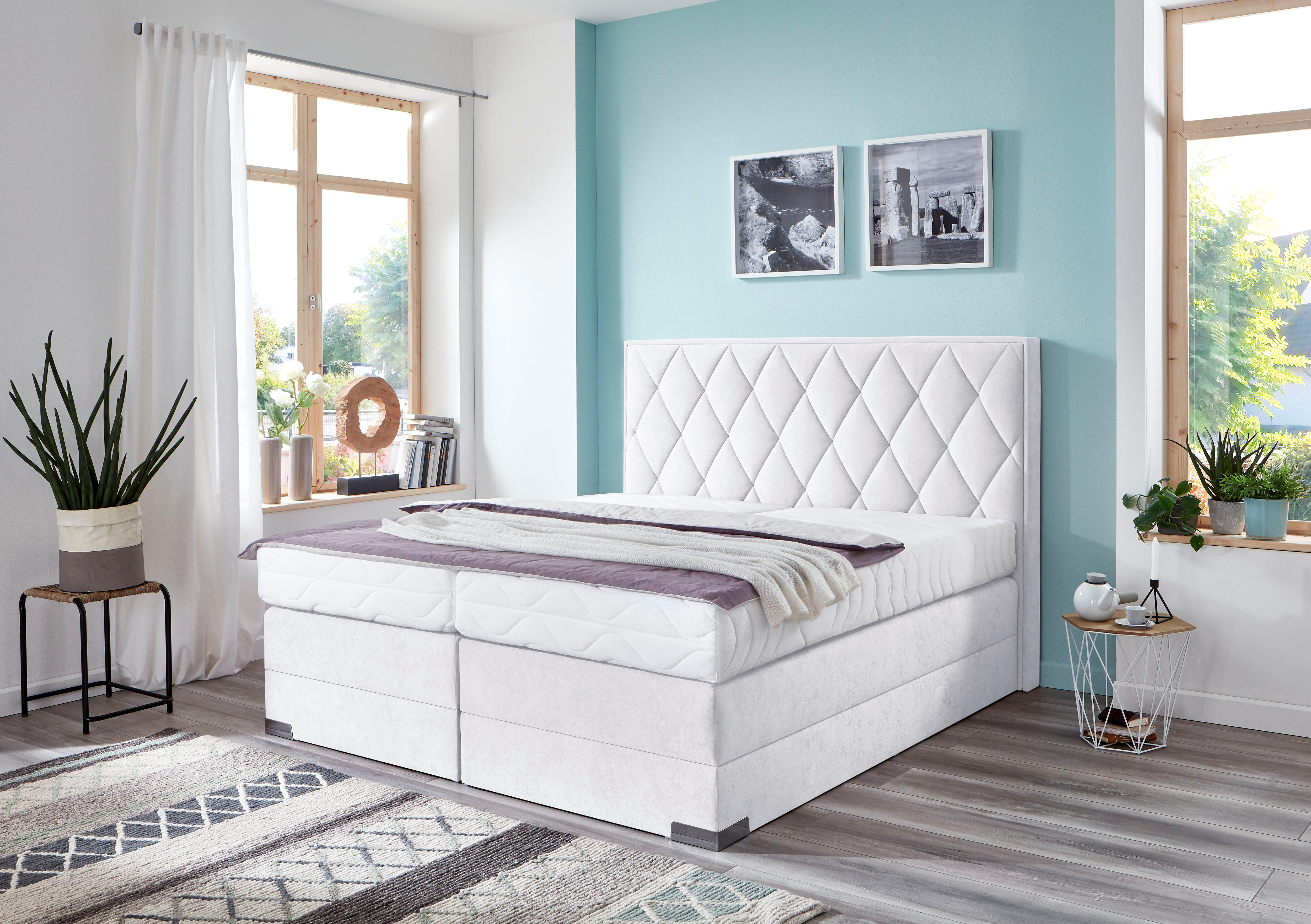westfalia schlafkomfort boxspringbett auf raten bestellen. Black Bedroom Furniture Sets. Home Design Ideas