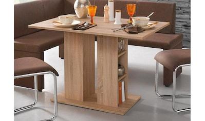 Homexperts Säulen - Esstisch kaufen