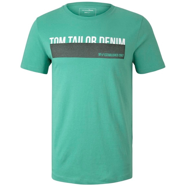 TOM TAILOR Denim T-Shirt