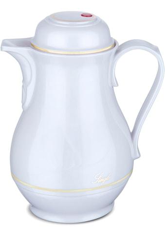ROTPUNKT Isolierkanne »Shiny White« kaufen