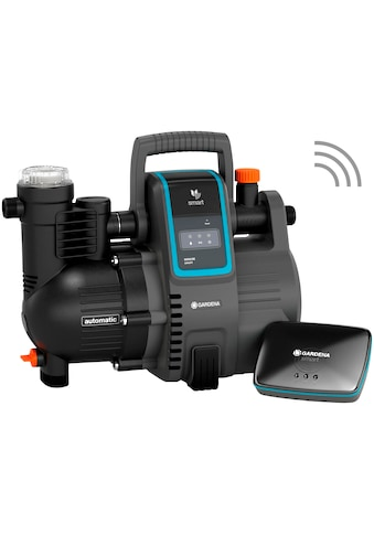 GARDENA Hauswasserwerk »smart Pressure Pump, 19106-20«, 5.000 l/h, inkl. smart system Gateway kaufen
