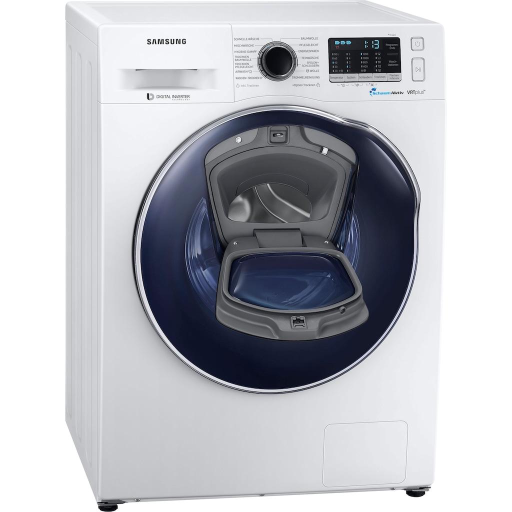Samsung Waschtrockner »WD8NK52K0ZW/EG«