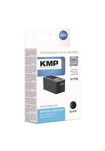 KMP Tintenpatrone ersetzt HP Nr.907XL »T6M19AE« kaufen