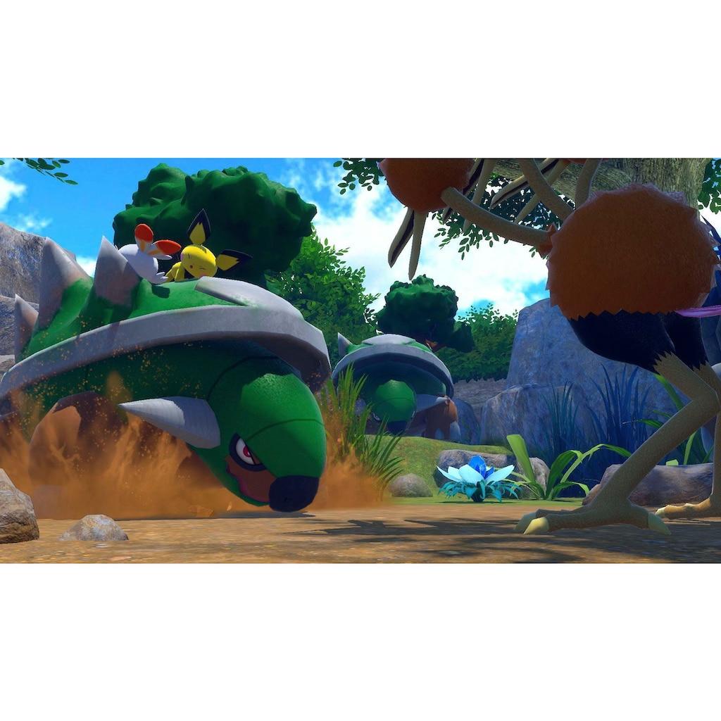 Nintendo Switch Konsole »Lite«, inkl. Pokémon Snap