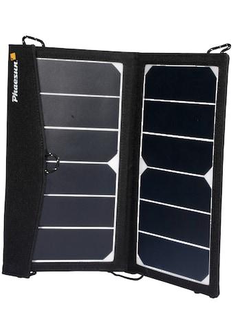 PHAESUN Solarladegerät »Trek King«, 2x7 W, 5 VDC, 2000 mA kaufen
