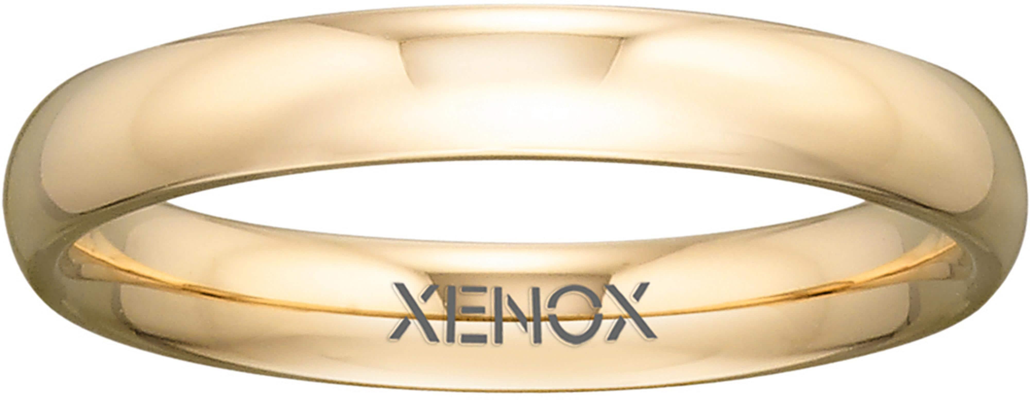 XENOX Partnerring »Xenox & Friends, X2306« | Schmuck > Ringe > Partnerringe | XENOX