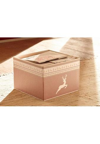 Home affaire Aufbewahrungsbox »Arosa« kaufen