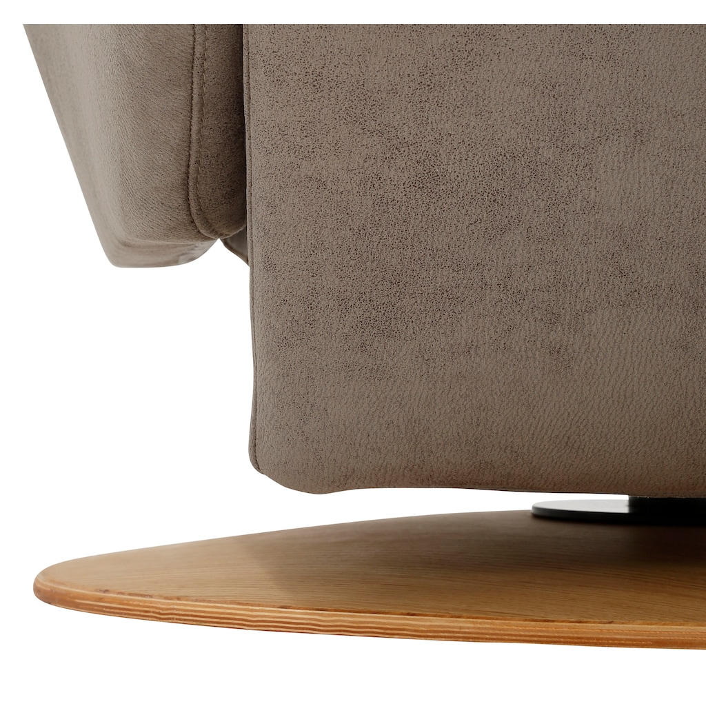 Places of Style TV-Sessel »Conville«, wahlweise mit 2 Motoren, 2 Motoren und Akku oder mit 2 Motoren mit Aufstehhilfe und Akku.
