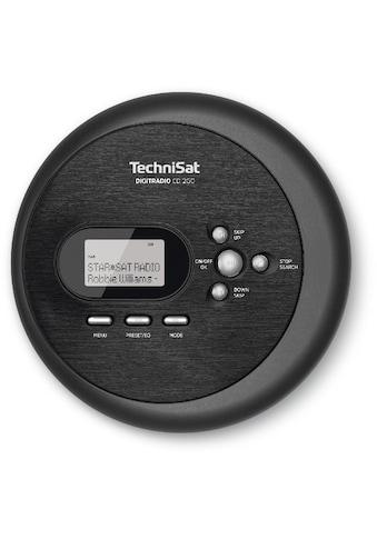 TechniSat Discman, CD - Player, DAB+, UKW, MP3 mit Resume - Funktion »DIGITRADIO CD 2GO« kaufen