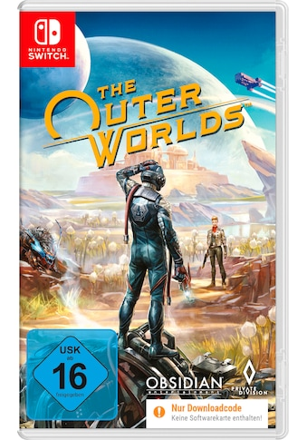 The Outer Worlds Nintendo Switch kaufen