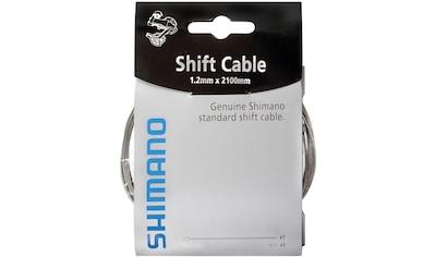 Shimano Schaltzug »Shimano Schaltinnenkabel« (10 - tlg.) kaufen
