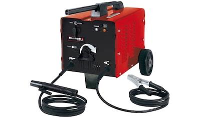 EINHELL Elektroschweißgerät »TC - EW 160 D«, 230 V/400 V kaufen