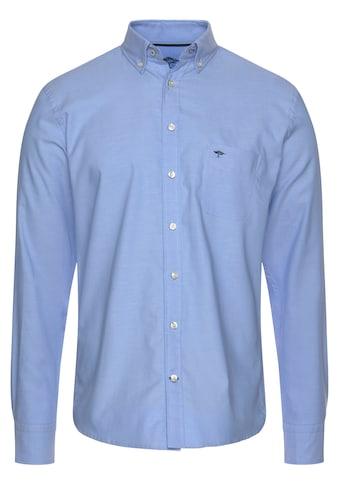 FYNCH-HATTON Karohemd, mit Button-Down-Kragen kaufen