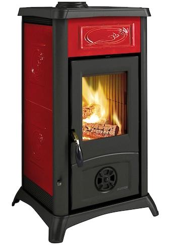 LA NORDICA Kaminofen »Gemma Bordeaux«, Kachel, 6 kW, Gusseisen kaufen