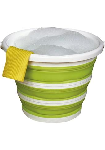 Think@home Falteimer, faltbar, Inhalt 10 Liter kaufen