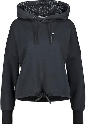 Alife & Kickin Sweatshirt »MinaAK«, cropped Hoodie mit Kontrastdetails kaufen