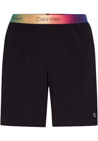"""Calvin Klein Performance Laufshorts »WO - Pride 7"""" Woven Short« kaufen"""
